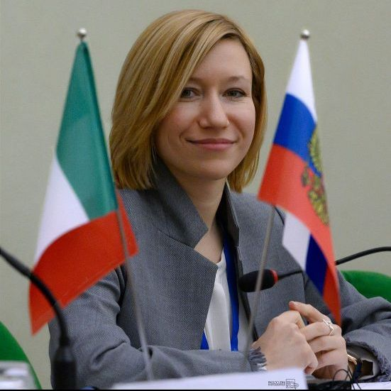 INTERVIEW WITH MARINA RAKHMANOVA PROXY CENTER AT THE END OF